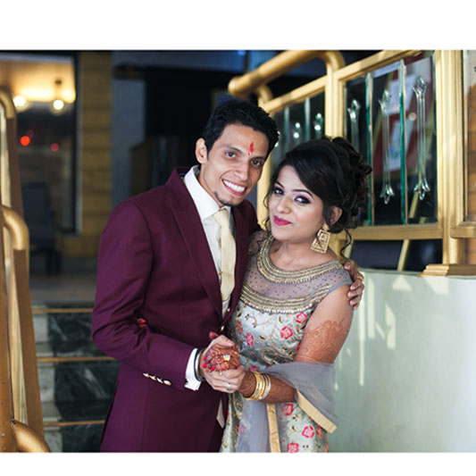 Neha & Deepak